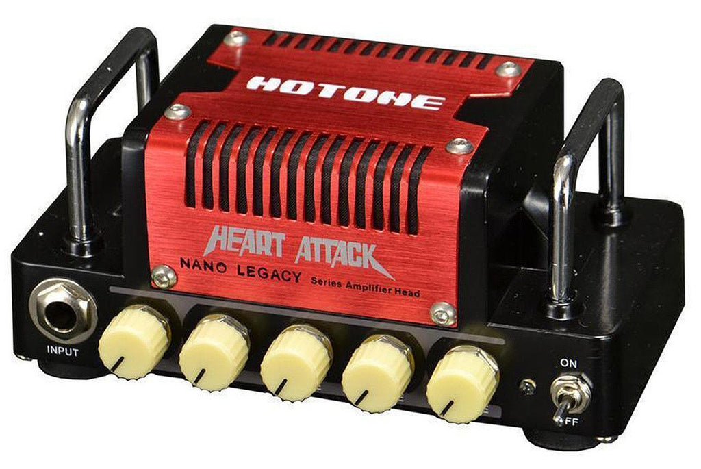 Hotone Nano Legacy Heart Attack Mini Amp