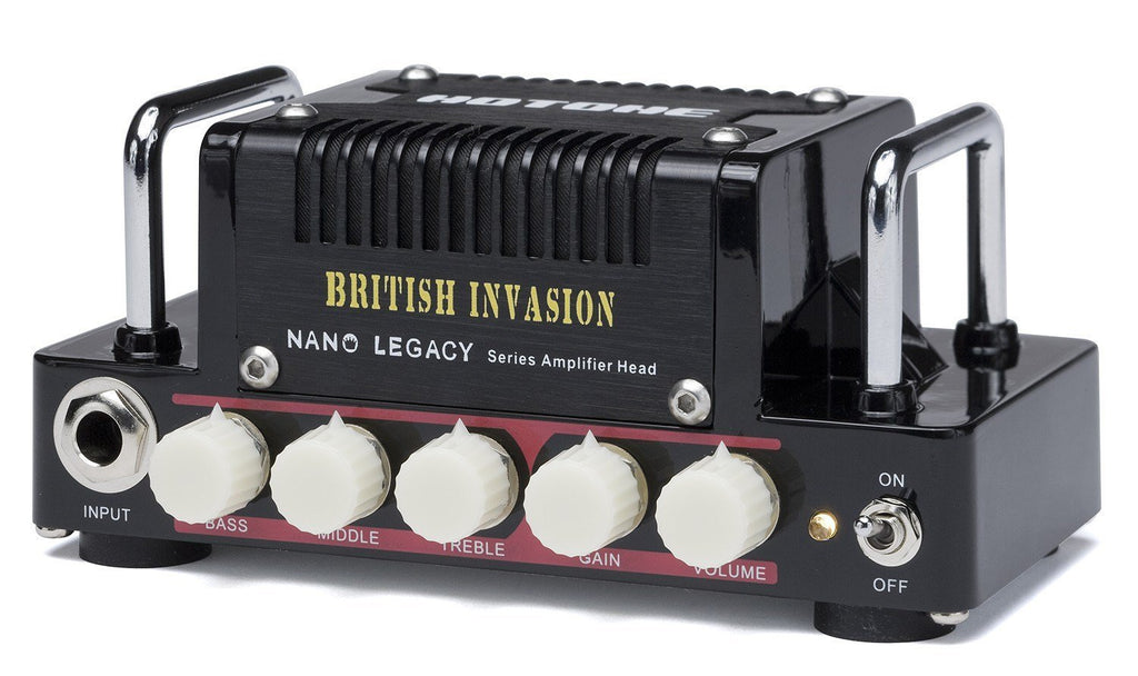 Hotone Nano Legacy Series British Invasion 5-watt Mini Head