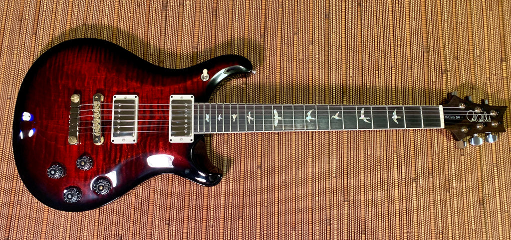 PRS McCarty 594 | Fire Red Burst