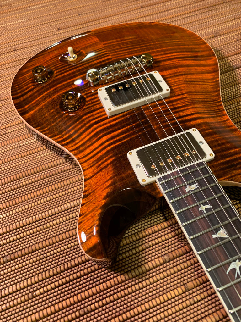 PRS McCarty | Orange Tiger | 10 Top