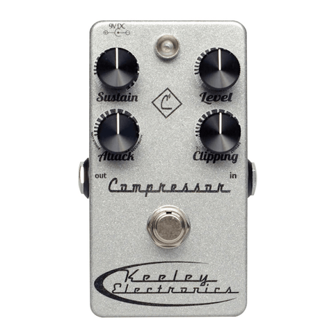 Keeley - 4 Knob Compressor Arlon