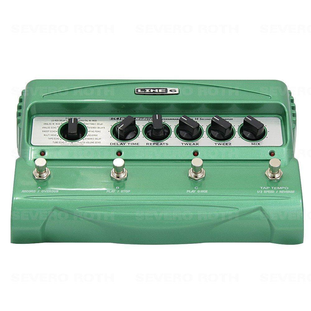 Line 6 Line 6 DL4 Delay Stompbox