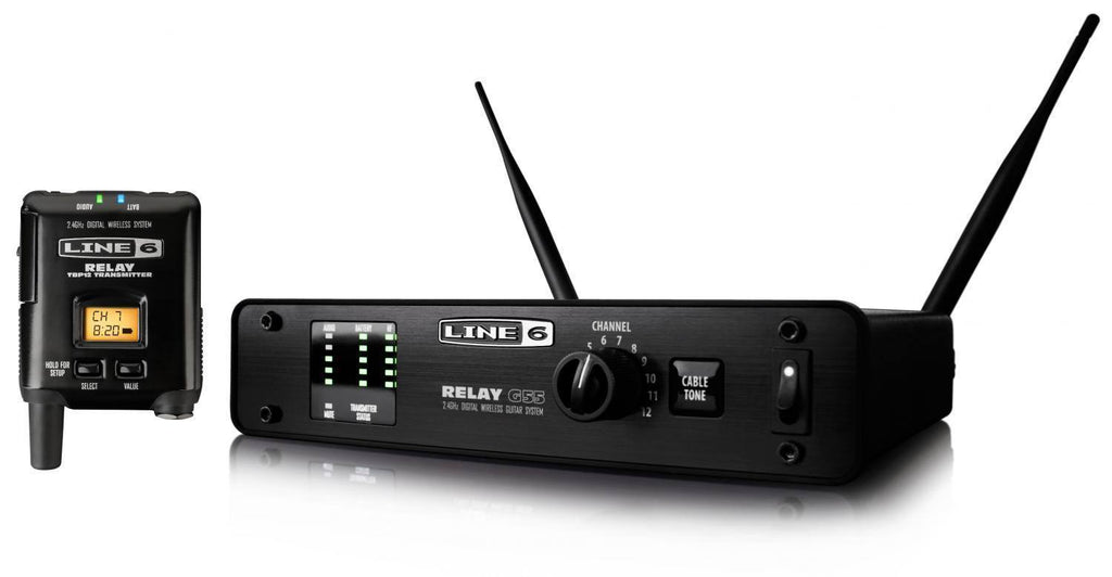 Line 6 Line 6 Relay G55 Digital Guitar Wireless System