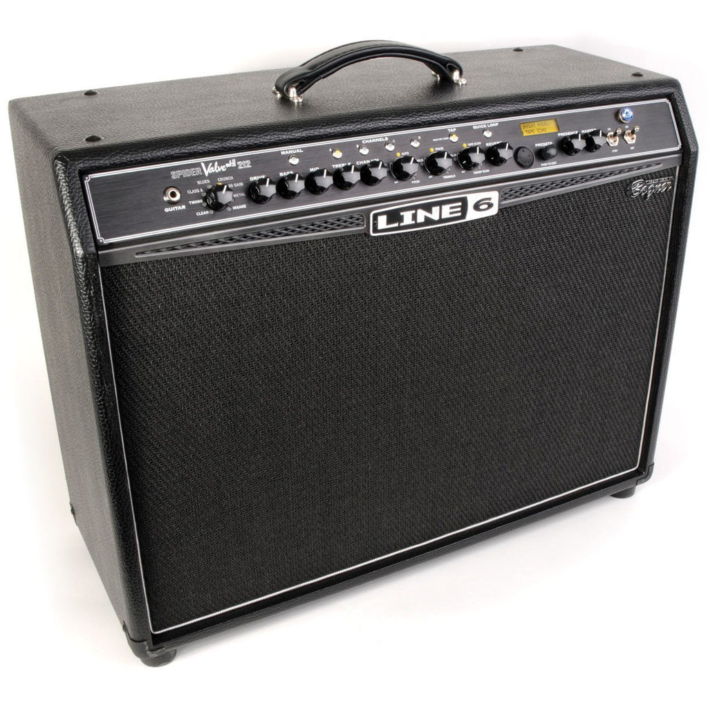 Line 6 Line 6 Spider Valve 212 MKII Guitar Amplifier, 40 watt