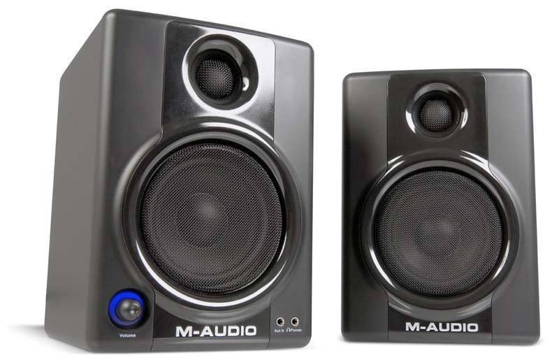 M-Audio M-Audio AV-40 Active Monitors (pair)