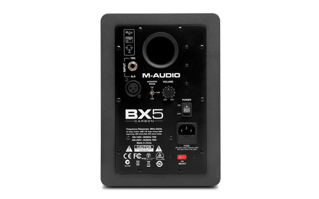 M-Audio M-Audio BX5 Carbon Monitor (SINGLE)