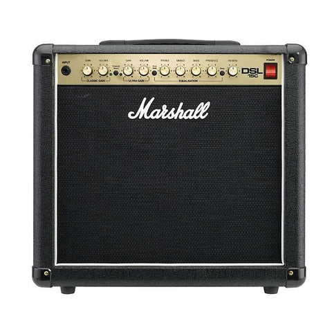 Marshall AS50D (AS50DC) 50-Watt Acoustic Combo - Cream (Limited Edition)