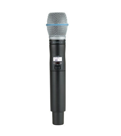 Shure ULXD2-B87A-G50 Wireless Handheld Transmitter