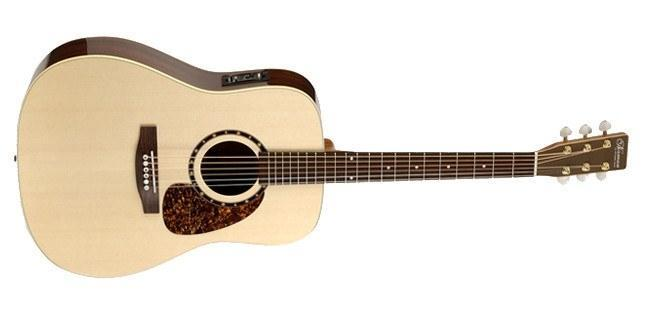 Norman Norman ST68 Acoustic Guitar with Fishman Presys electronics