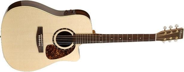Norman Norman ST68 CW Acoustic-Electric with Case