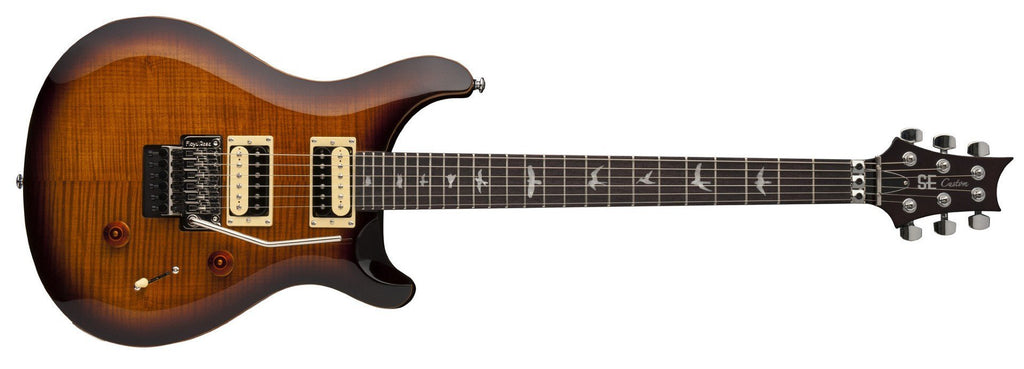 Paul Reed Smith Paul Reed Smith | 30th Anniversary | Custom 24 | Floyd Rose | Tobacco Burst