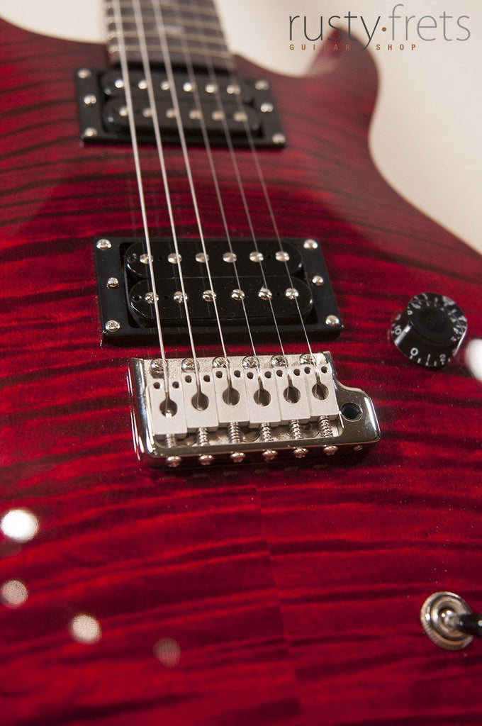 Paul Reed Smith Paul Reed Smith | Santana SE Signature Guitar | Scarlet Red