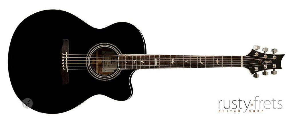 Paul Reed Smith Paul Reed Smith SE Angelus A10E Acoustic Guitar | Black