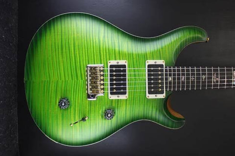 PRS P245 | 10 Top | Black Gold Wrap Burst