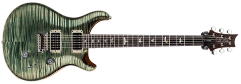 PRS P24 | Charcoal Burst | 10 Top (single piece)