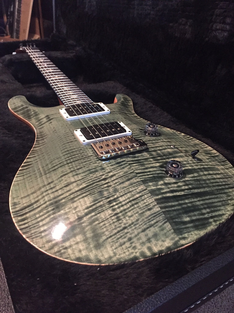 Paul Reed Smith PRS Custom 24 | 10 Top | Trampas Green | Special Order