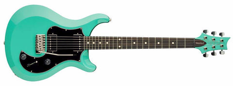 PRS S2 Standard 22 | Ice Blue Fire Mist | Dot Inlay