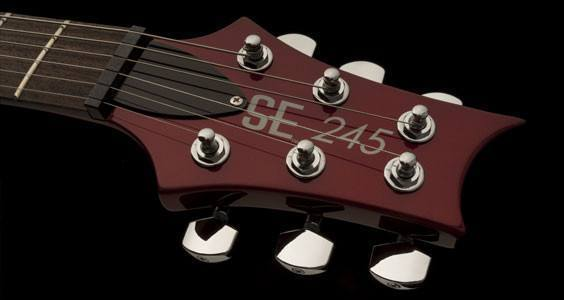 Paul Reed Smith PRS SE 245 | Metallic Red