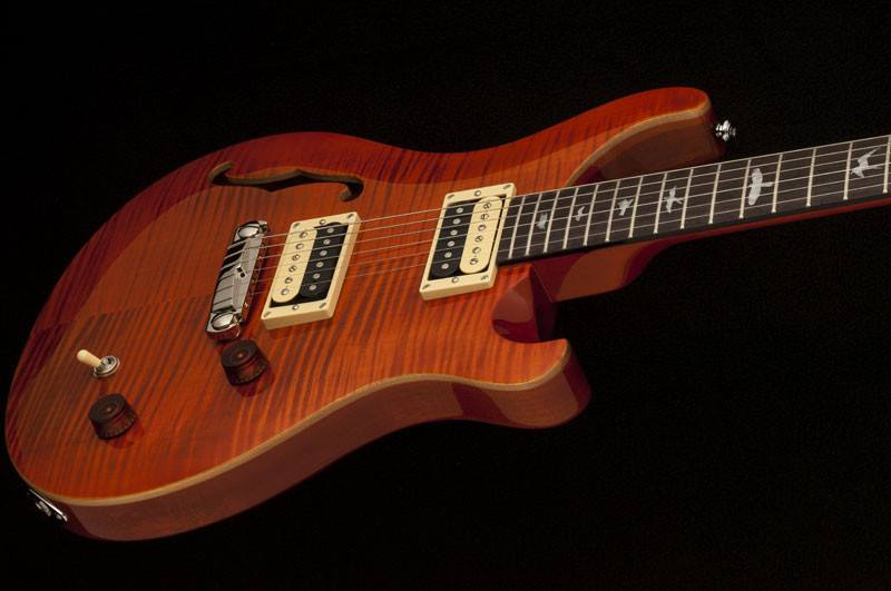 Paul Reed Smith PRS SE Custom 22 Semi-Hollow | Orange