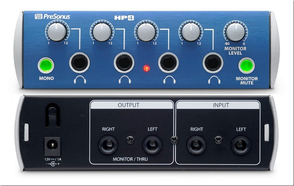 Presonus Presonus HP4 4-Channel Headphone Amplifier