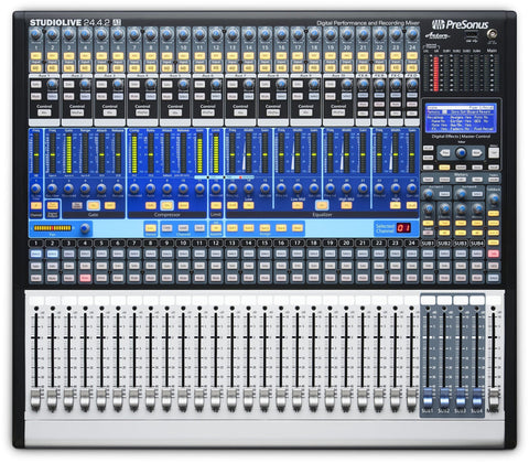 Presonus HP4 4-Channel Headphone Amplifier