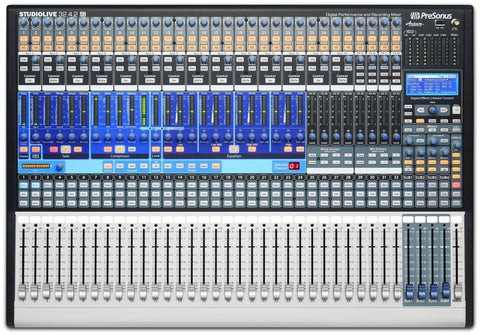 Presonus Monitor Station Desktop Studio Control Center