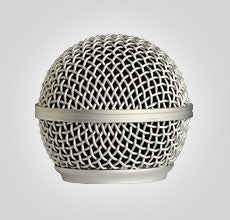 Shure RK143G Grille for Wired and Wireless SM58