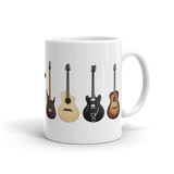 Rusty Frets Guitar Shop 11oz Rusty Frets Guitar Shop Mug