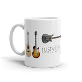 Rusty Frets Guitar Shop Rusty Frets Guitar Shop Mug