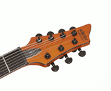 Schecter Guitars Keith Merrow KM-7 | Lambo Orange
