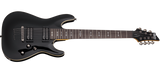 Schecter Guitars Schecter Omen-7 | 7-String Electric Guitar | Gloss Black