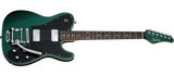 Schecter Guitars Schecter PT Fastback II B (with Bigsby) | Dark Emerald Green