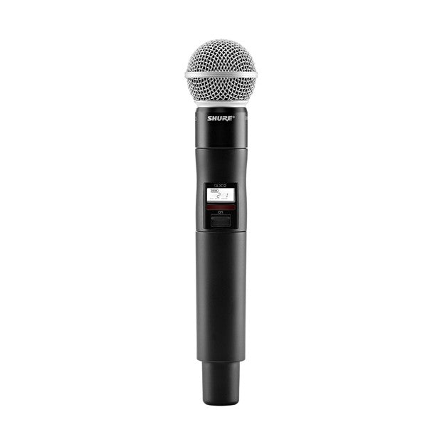 Shure QLXD2/SM58-H50 Handheld Wireless Microphone Transmitter H-50