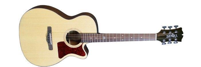 Sierra Guitars Sierra | Sunrise Series Auditorium | Natural