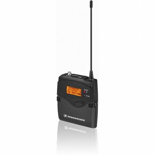 Sennheiser SK500G3-A Wireless Bodypack Transmitter in Freq Band A (518-558 MHz)