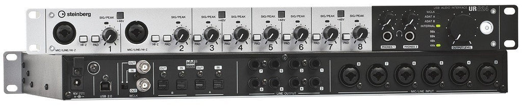 Steinberg Steinberg UR824 Rackmount USB Audio Interface