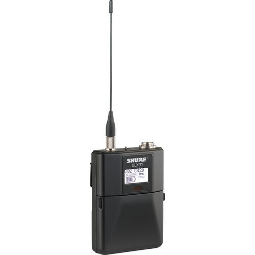 Shure ULXD1-G50 Wireless Bodypack Transmitter