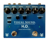 Visual Sound Visual Sound V3 H20 Delay and Chorus Pedal