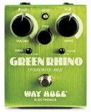Way Huge Electronics Way Huge Electronics Green Rhino Overdrive Guitar Effects Pedal