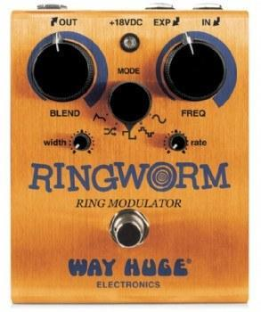 Way Huge Electronics Way Huge Electronics Ringworm Modulator Guitar Effects Pedal