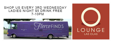 Fierce Finds Mobile Boutique Events