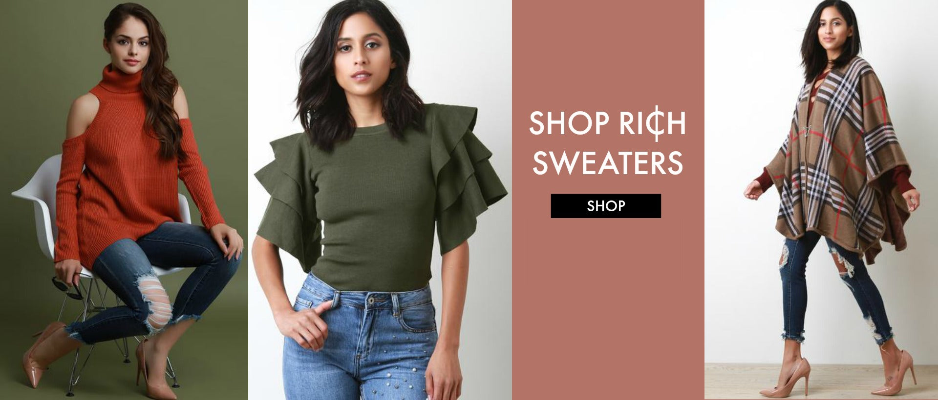 SWEATER TRENDS 2017 2018