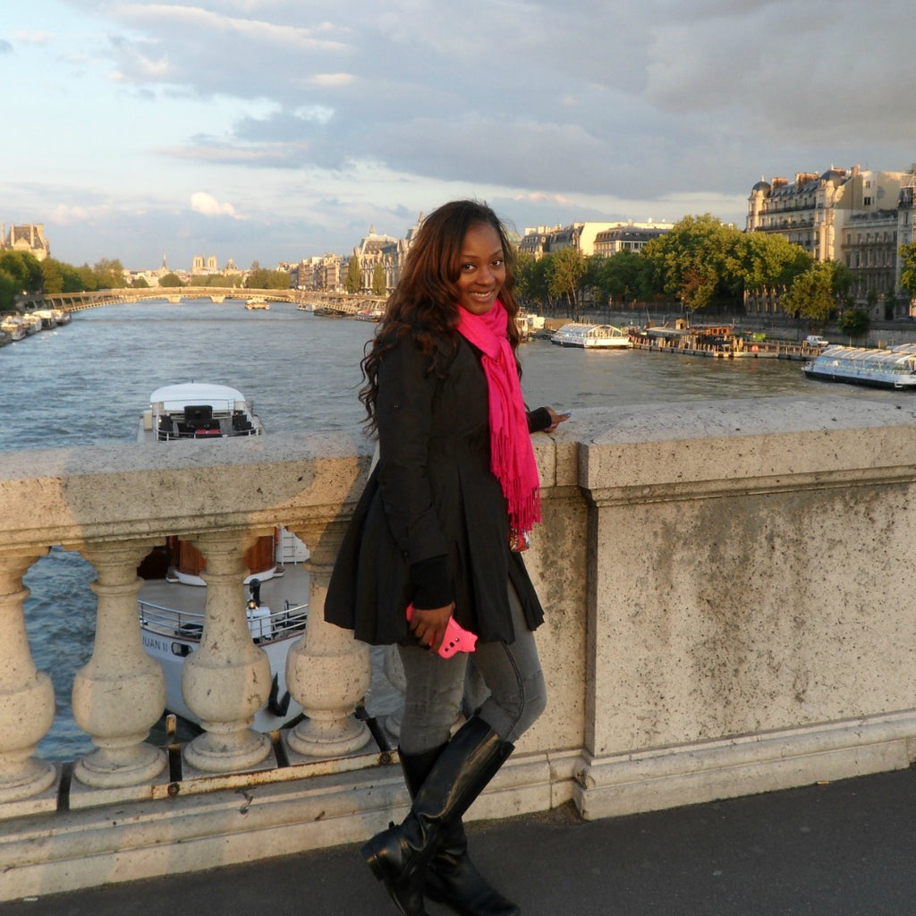 Kristiana in Paris What to Wear