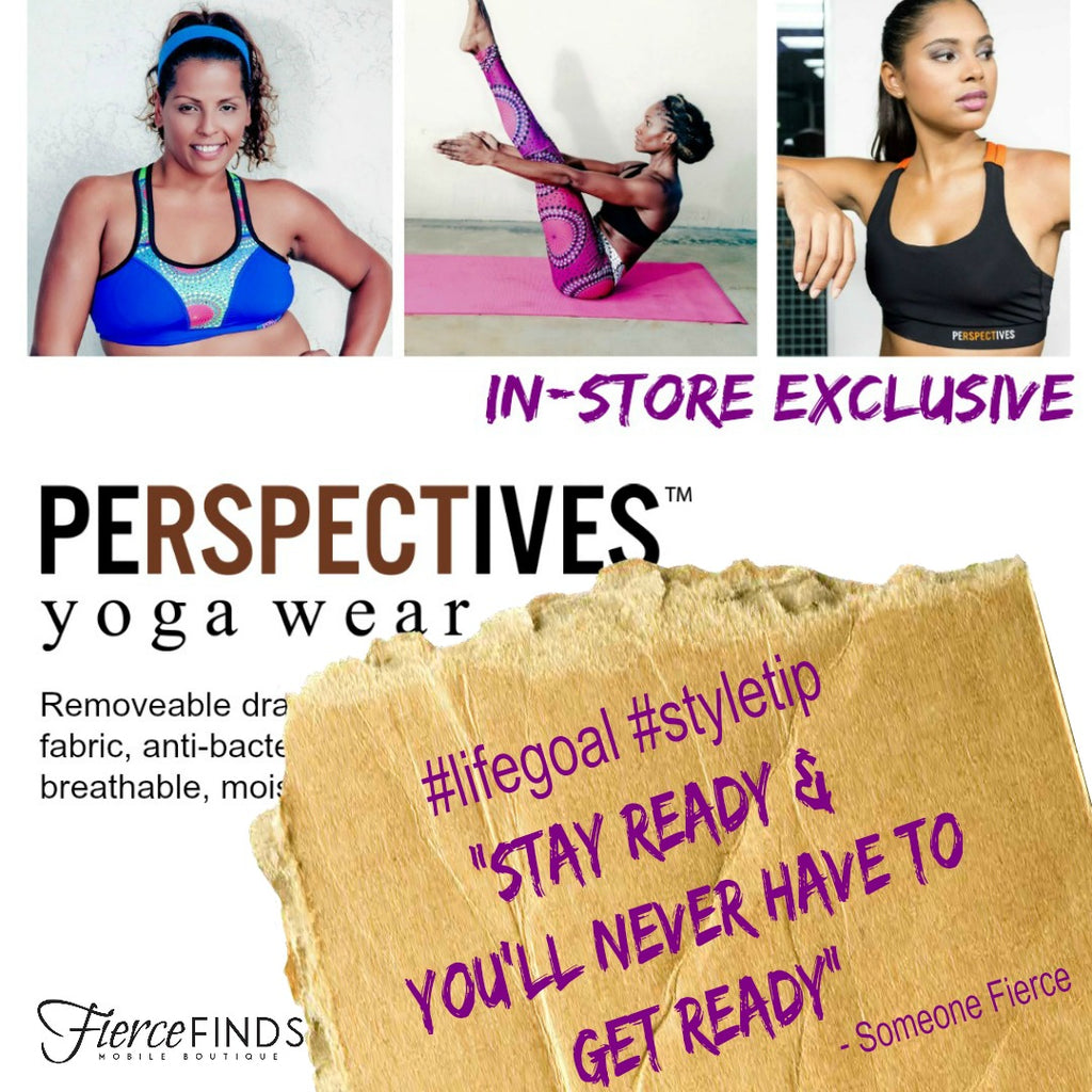 Perspectives Yoga at Fierce Finds