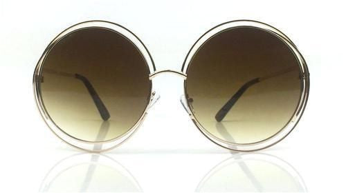 Oversized Retro Sunglassess-Sunglasses-Fierce Finds Mobile Boutique