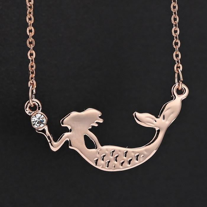 Mermaid Necklace - Fierce Finds Mobile Boutique  - 5