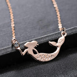 Mermaid Necklace - Fierce Finds Mobile Boutique  - 2