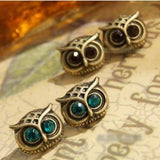 Owl Stud Earrings - Fierce Finds Mobile Boutique  - 6