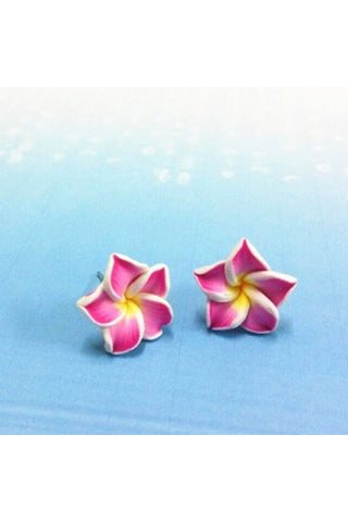 3D Flower Earrings - Fierce Finds Mobile Boutique  - 1