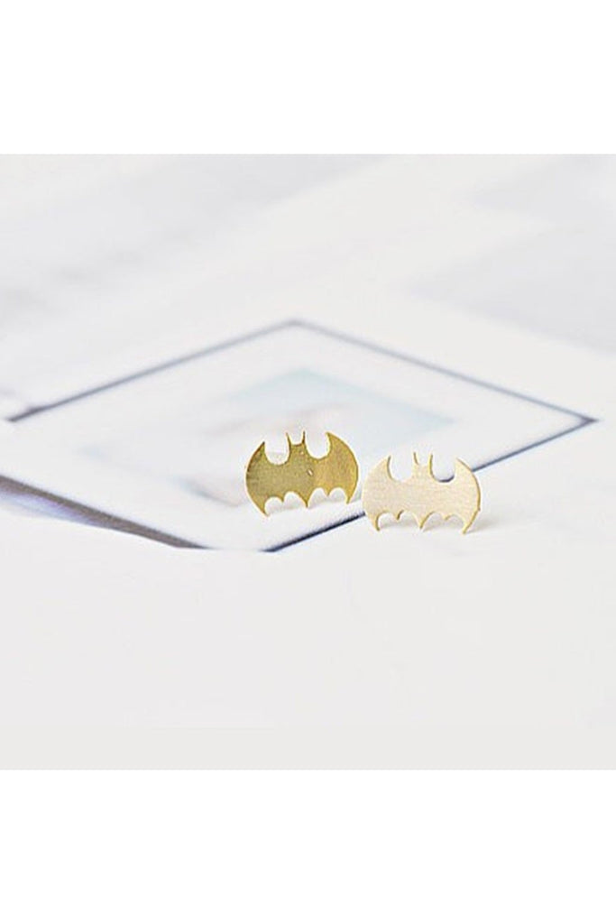 Bat Stud Earrings - Fierce Finds Mobile Boutique  - 1